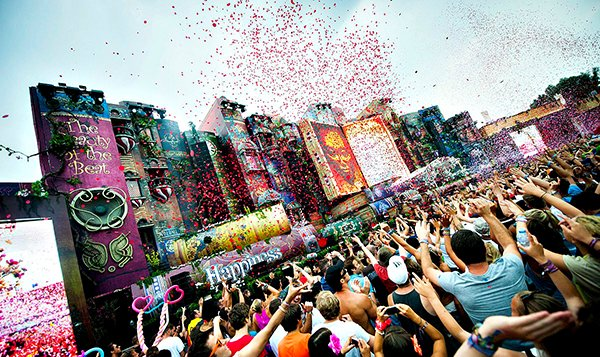 Tomorrowland Sells Out In 1 Second