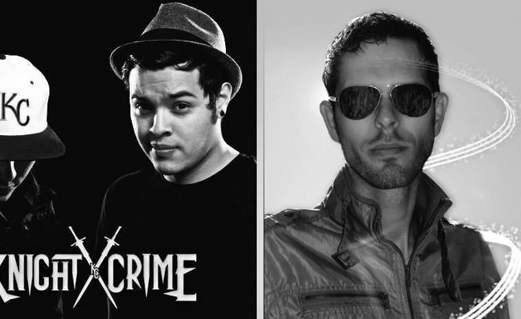 Your EDM Podcast February 2013: Knight Crime & Jacob van Hage