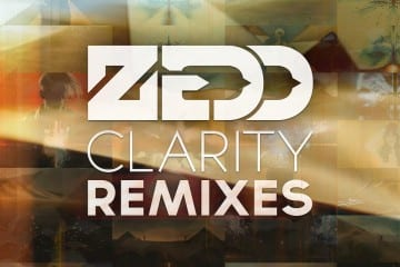 Zedd Feat. Foxes - Clarity (Style Of Eye Remix)
