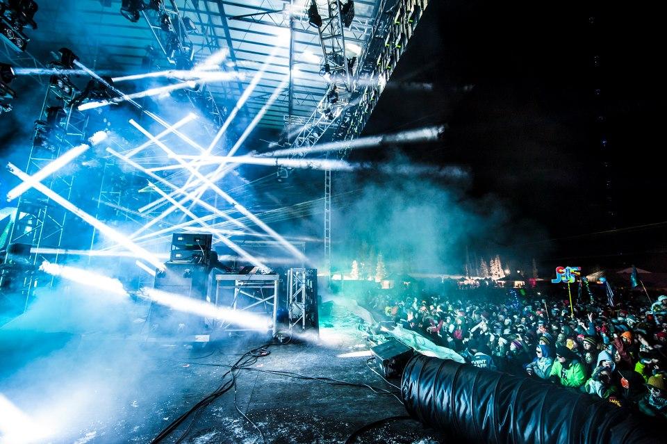 Lights Main Stage