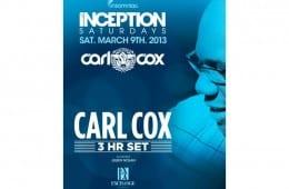 Carl Cox Inception Exchange LA