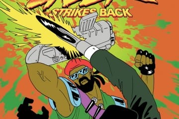 Major Lazer - Lazer Strikes Back Vol 2