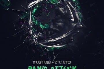 Must Die! ETC!ETC! ft Anna Yvette - Panic Attack