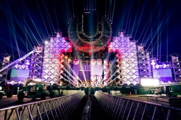 Ultra Music Festival Promises 'The Most Technically Advanced Main Stage Design in History'