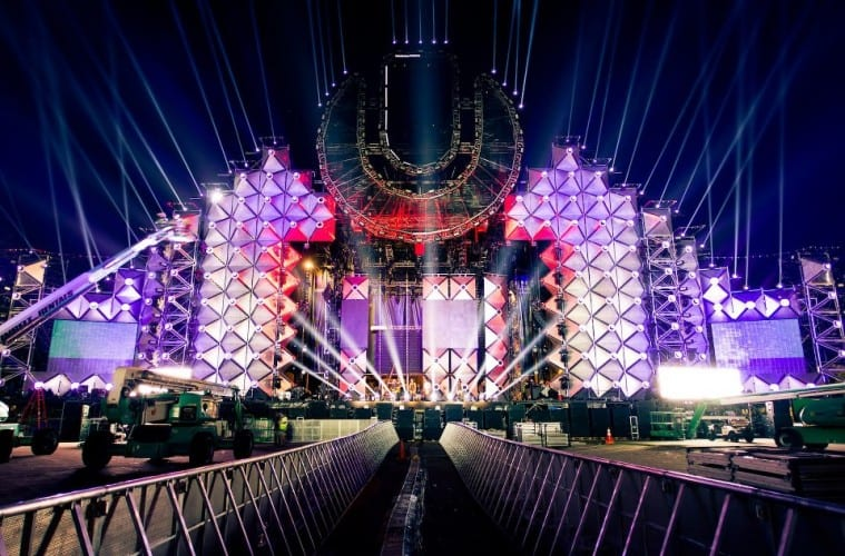 Ultra Music Festival Main Stage Collapses, Multiple Injured