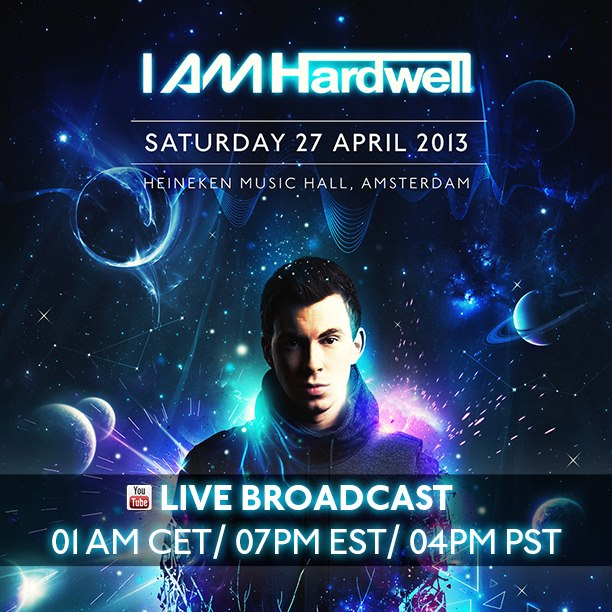 I Am Hardwell titled  I Am Hardwell