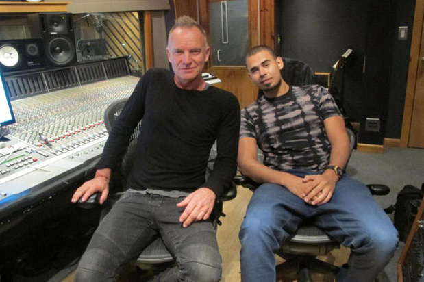 Afrojack And Sting Working On Collaboration