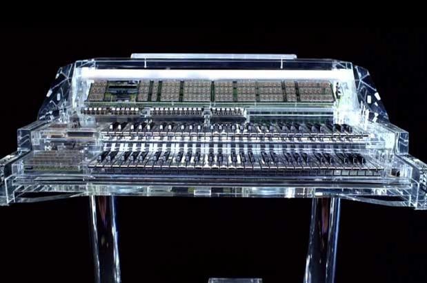 Daft Punk Make Custom Synthesizer For Next Album