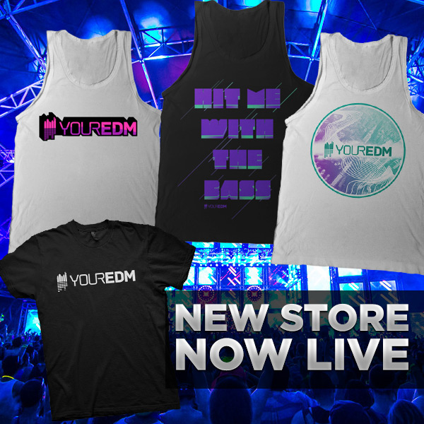 Your EDM Merchandise Store Now Online