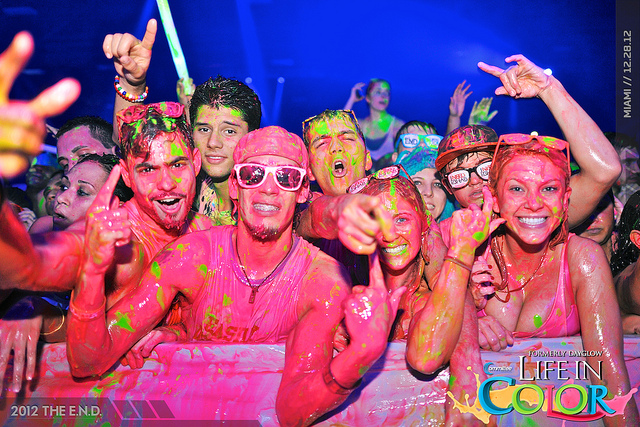 life in color-youredm