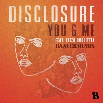 Disclosure - You & Me feat. Eliza Doolittle (Flume Remix