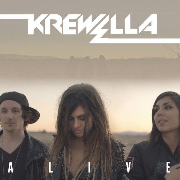 Universal Bass: Krewella - Alive (Hardwell Remix) download