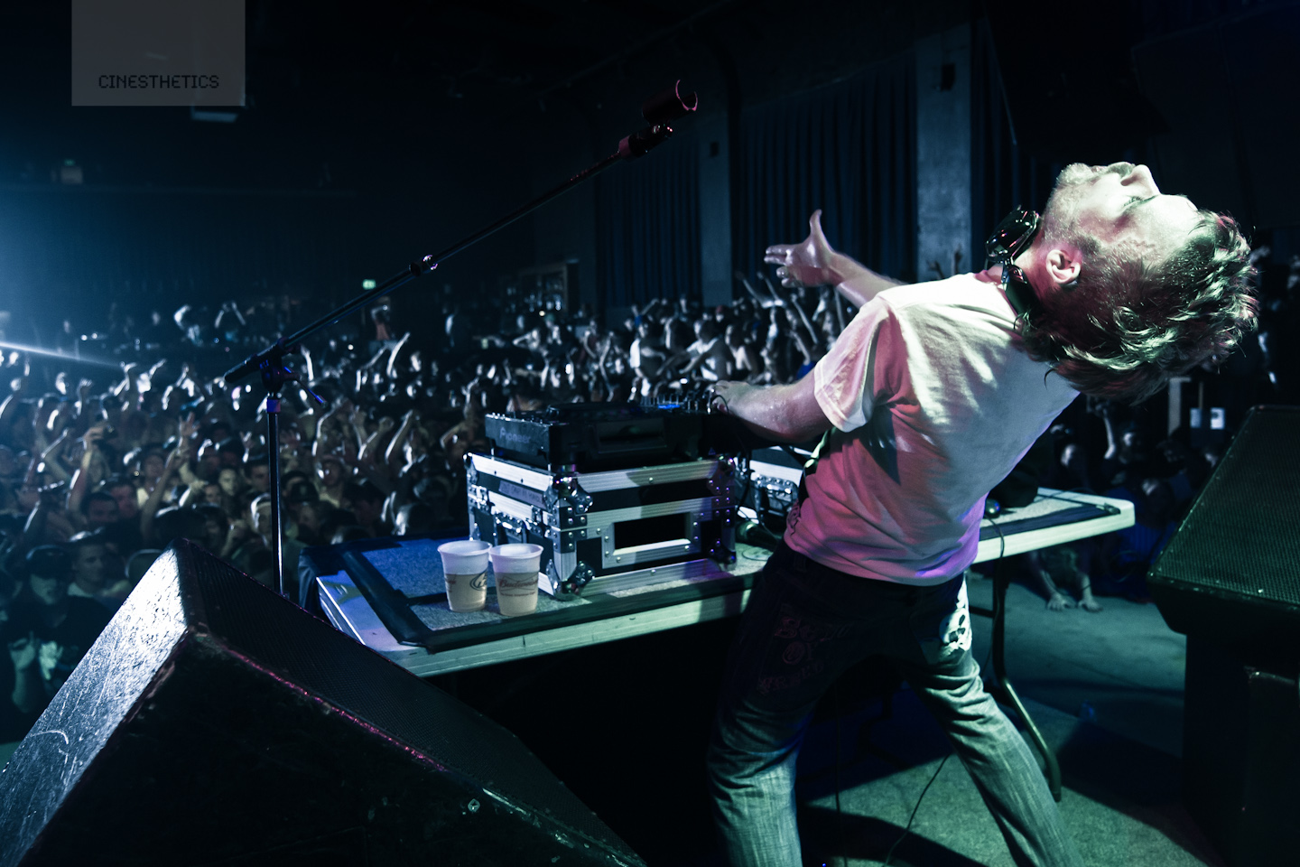 """Rusko joins OWSLA family alongside drum and bass track, """"Takeoff"""""""