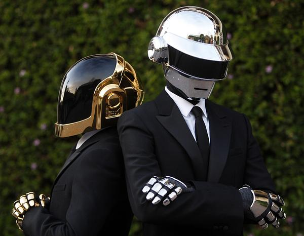 Daft Punk's Get Lucky Remix Over 10 Minutes Long, Out On July 16th
