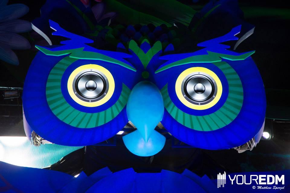 Most Heard Tracks at Electric Daisy Carnival Las Vegas 2013