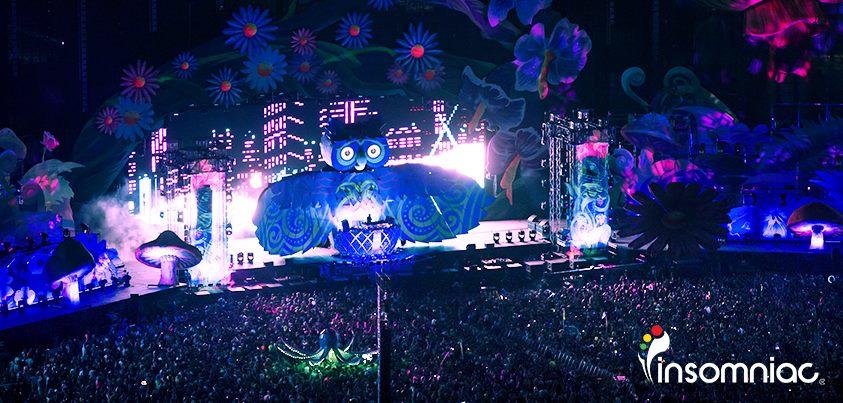 Electric Daisy Carnival Las Vegas 2013: Live Sets & Download Links