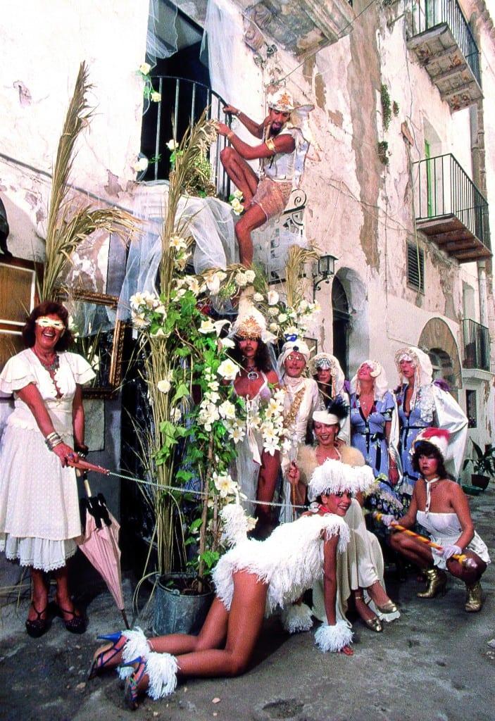 50-Calle de la Virgen Ibiza 70,s Foto Toni Riera