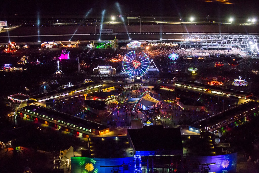 Electric Daisy Carnival Las Vegas Could Have Biggest Stage In America