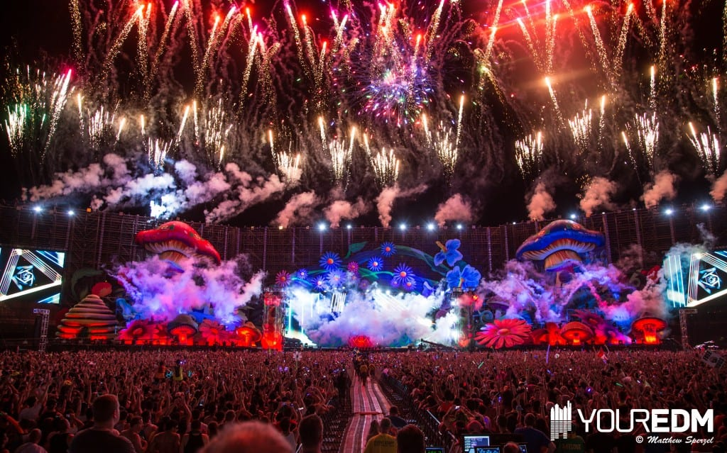Top 5 Sets From Electric Daisy Carnival