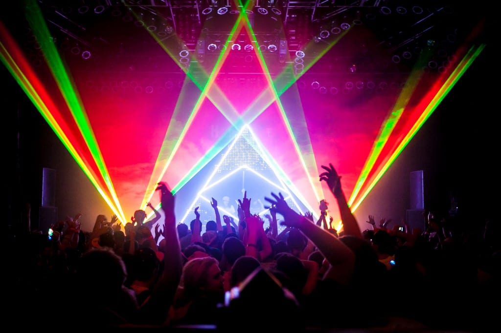 Top 5 Live EDM Acts