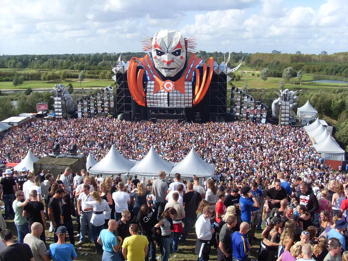 ID&T Will Be Bringing Mysteryland and Q-Dance to North America