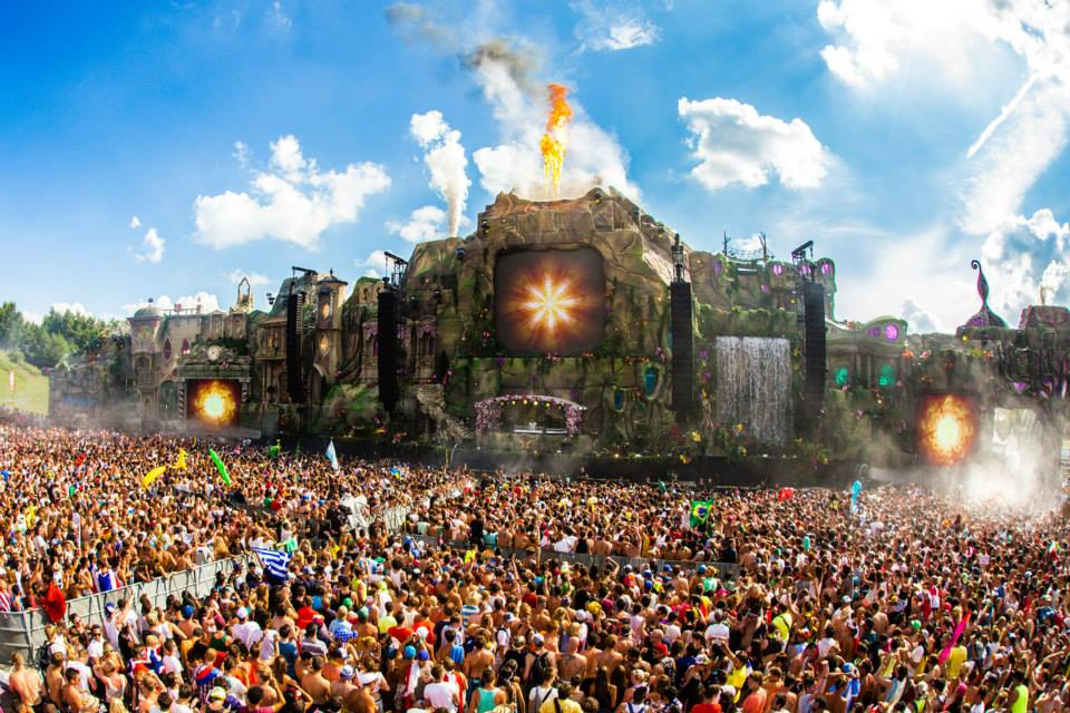 Tomorrowland 2013 Lineup Tomorrowland has only recently