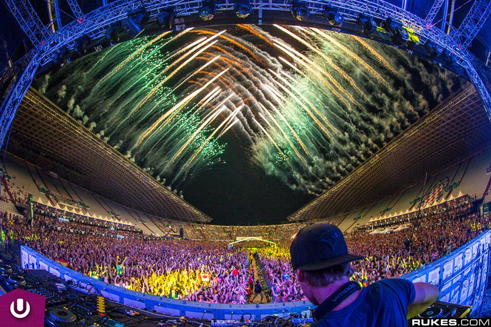 Ultra Music Festival Europe 2013: Live Sets & Download Links