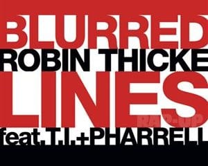 Robin Thicke Ft. T.I. & Pharrell – Blurred Lines-youredm