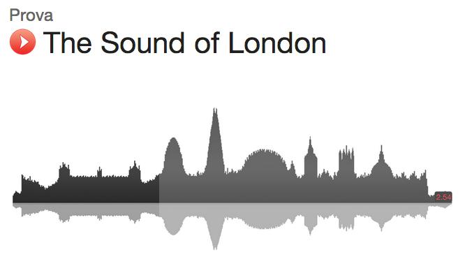 Prova the sound of London