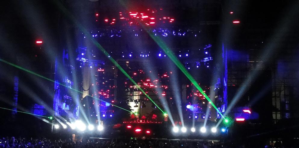 Swedish House Mafia Wins Award at Billboard Mid-Year Music Awards