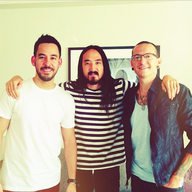 Linkin Park & Steve Aoki - A Light That Never Comes1 - Your EDM
