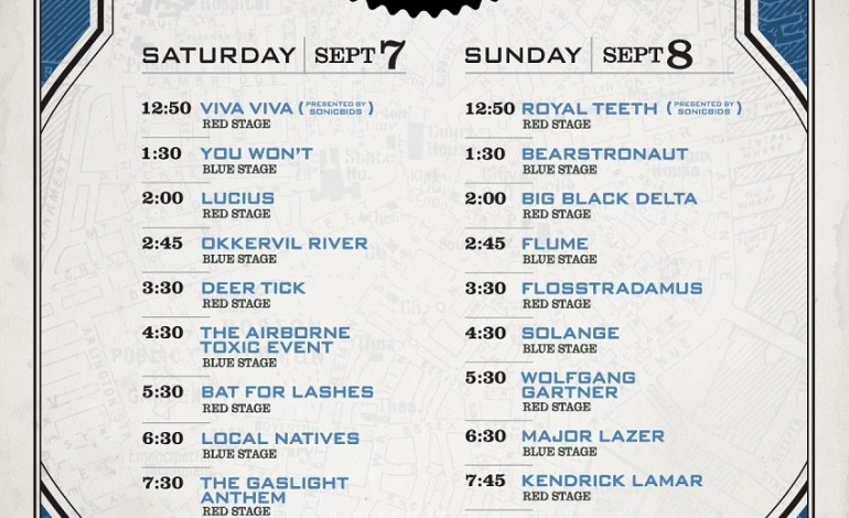Boston Calling Music Festival Preview - Sept 7th and 8th