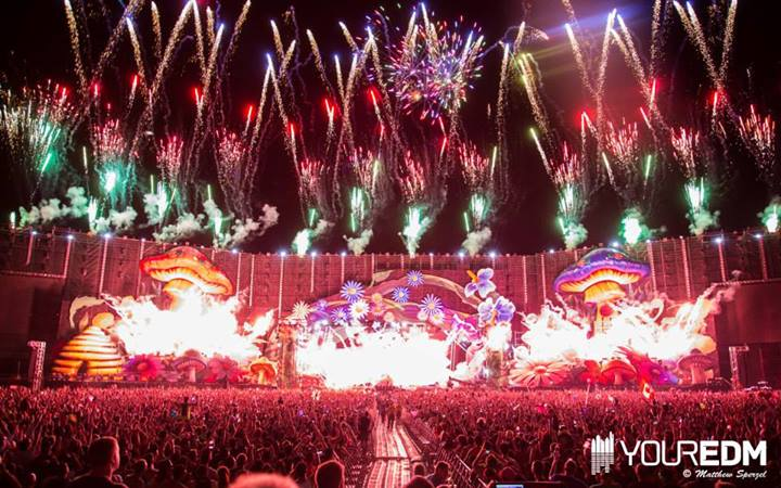 The Show Must Go On: EDC Will Return in 2014