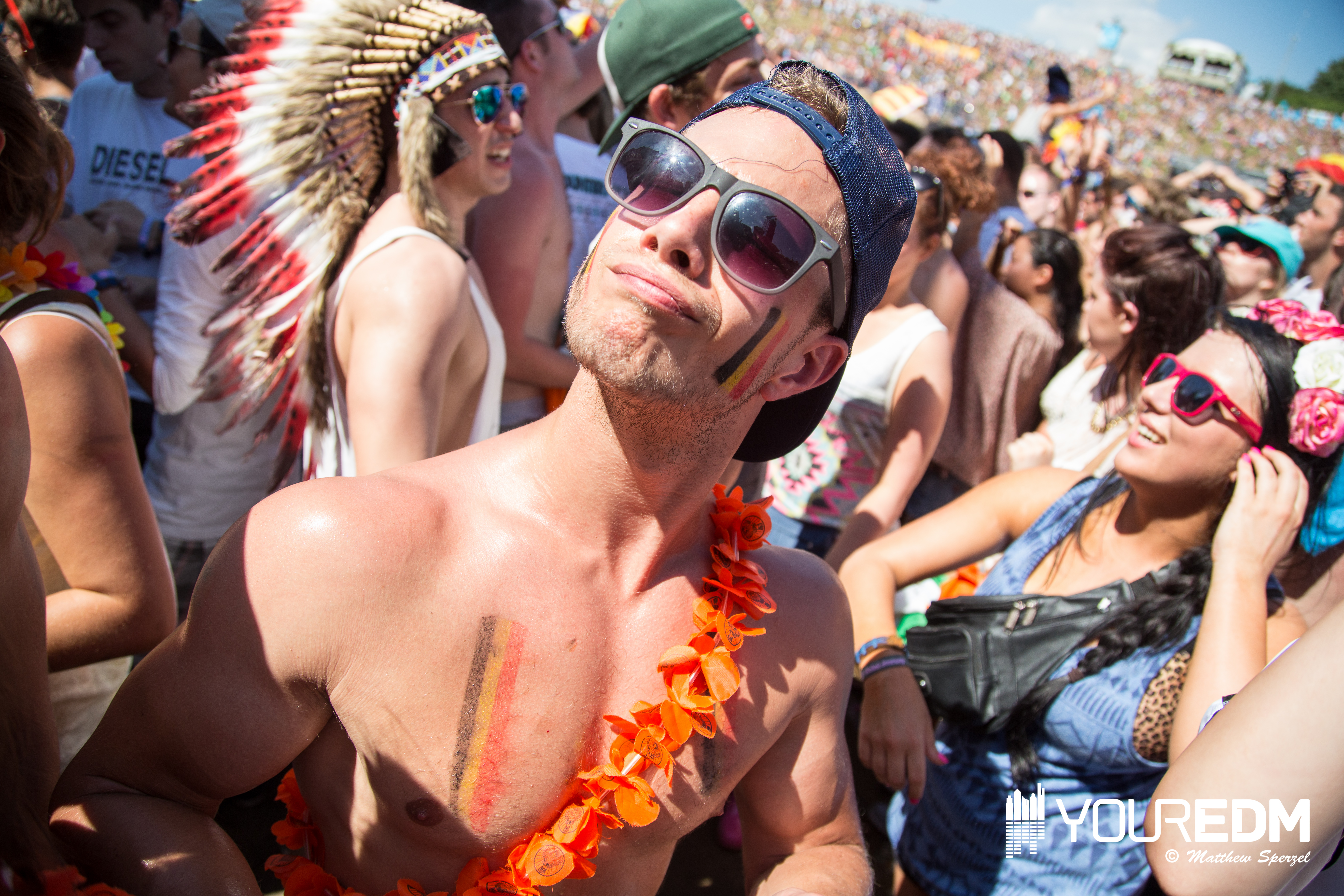 10 Lessons I Learned On Planet Tomorrowland Your Edm