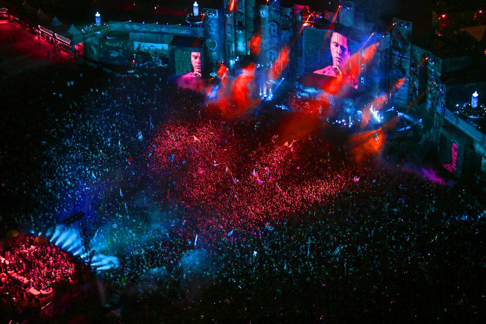 TomorrowWorld Live Sets