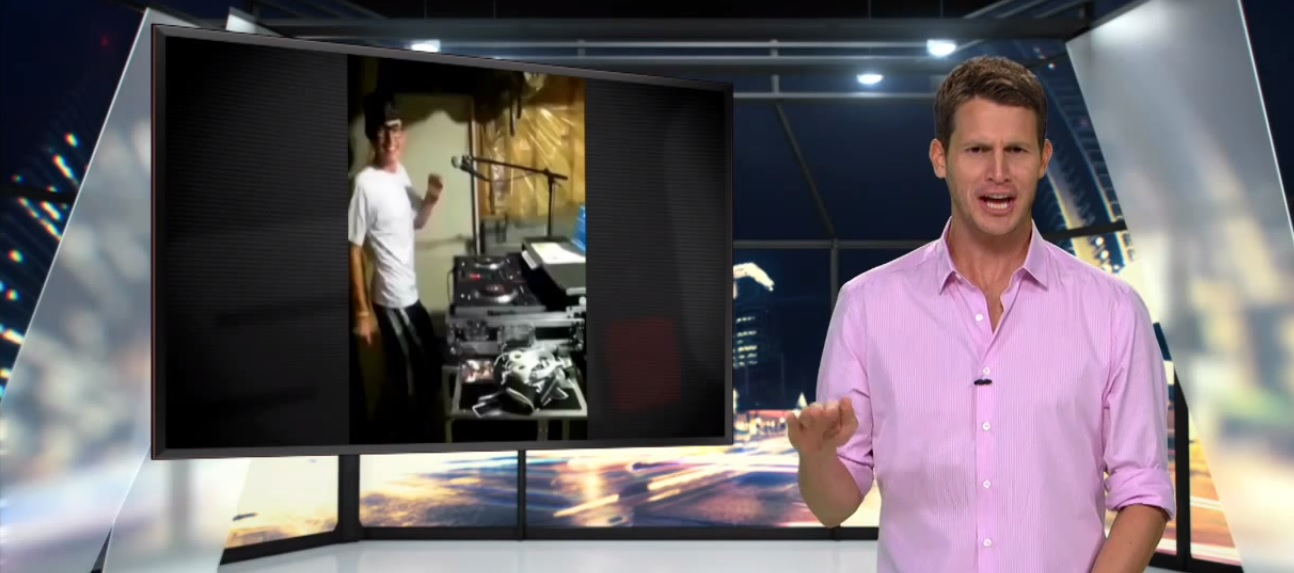 Tosh.0 Nails Every EDM Stereotype in under 9 minutes