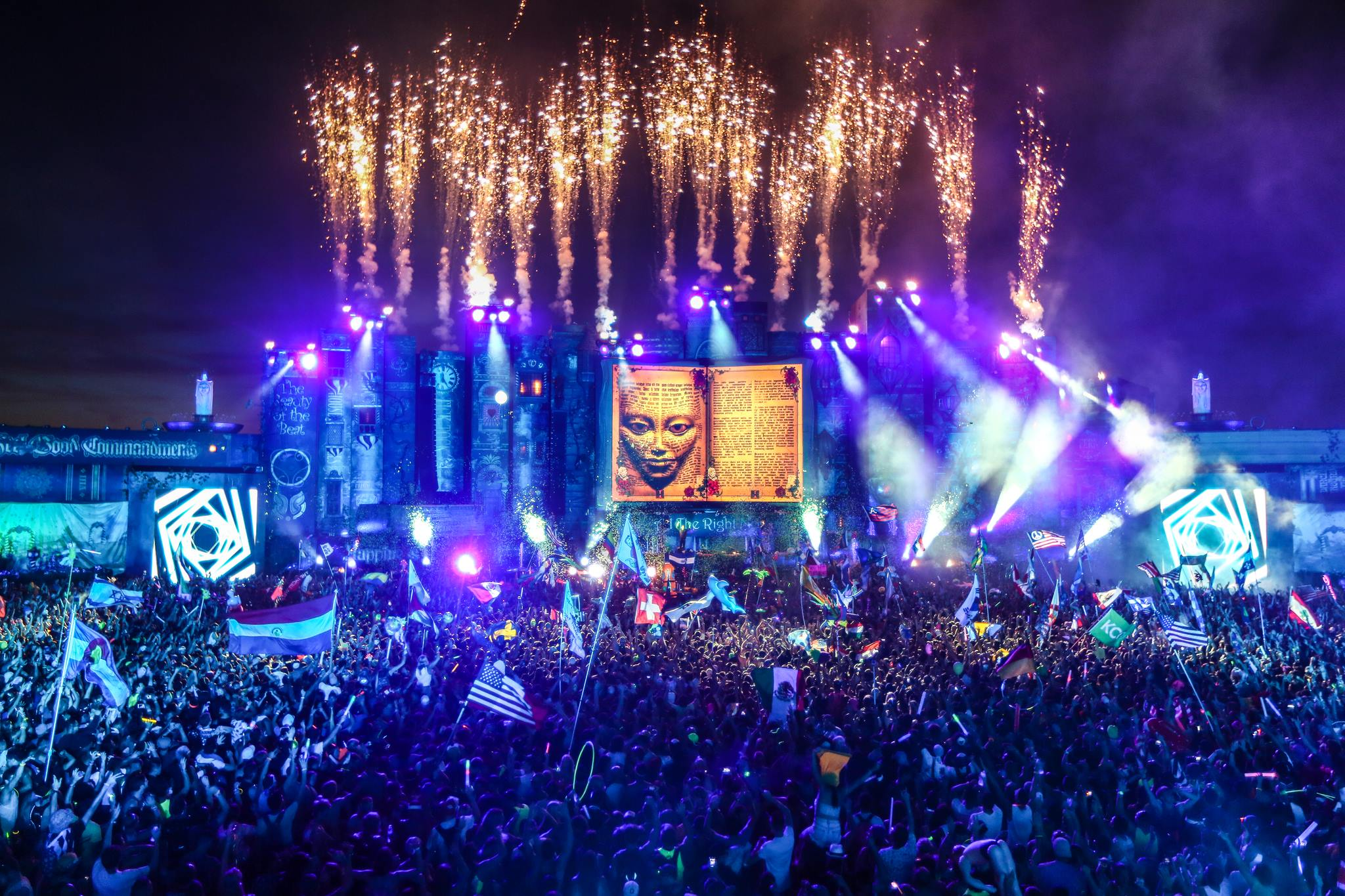 Loss Of Use Coverage >> Mainstream Media's Illegal & Twisted Coverage Of TomorrowWorld   Your EDM