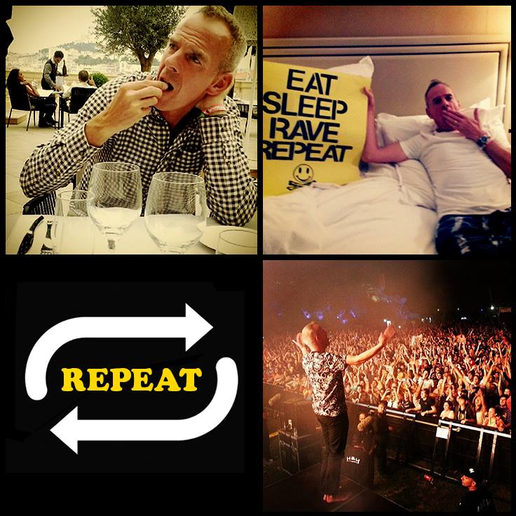 Fatboy Slim     Eat Sleep Rave Repeat  Calvin Harris Remix   Official    Eat Sleep Rave Repeat Fatboy Slim