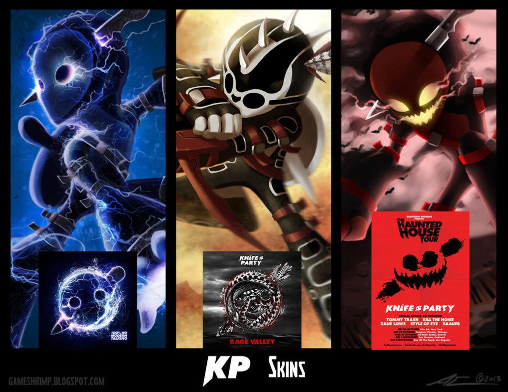 Deadmau5, Knife Party, Skrillex & More in Comic Form