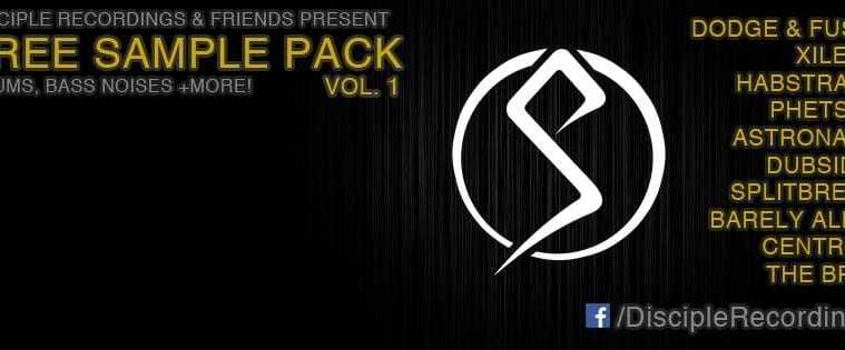 Disciple Recordings Gives out 150MB Sample Pack [Free DL