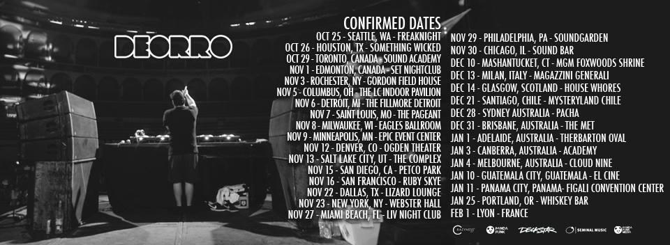 Deorro Tour Dates - Your EDM