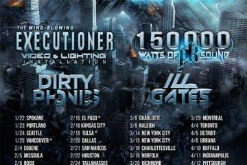 Excision 2014 Tour