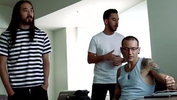 Linkin Park & Aoki