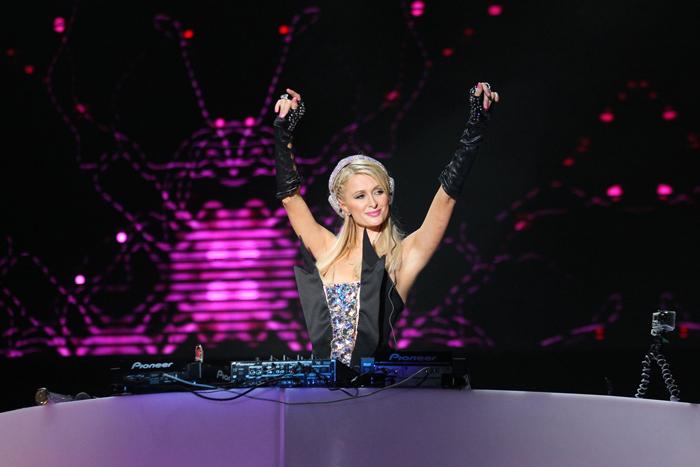 Paris Hilton Gets Paid Too Much To DJ
