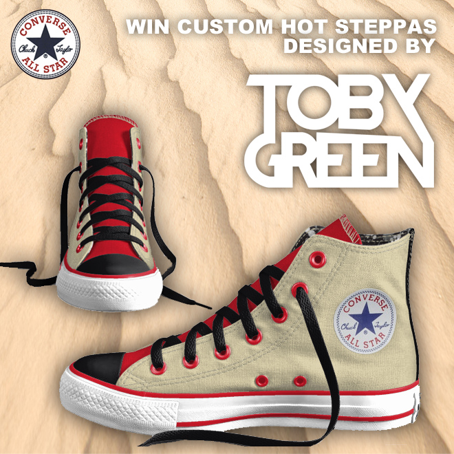 toby Hot Steppas (1)