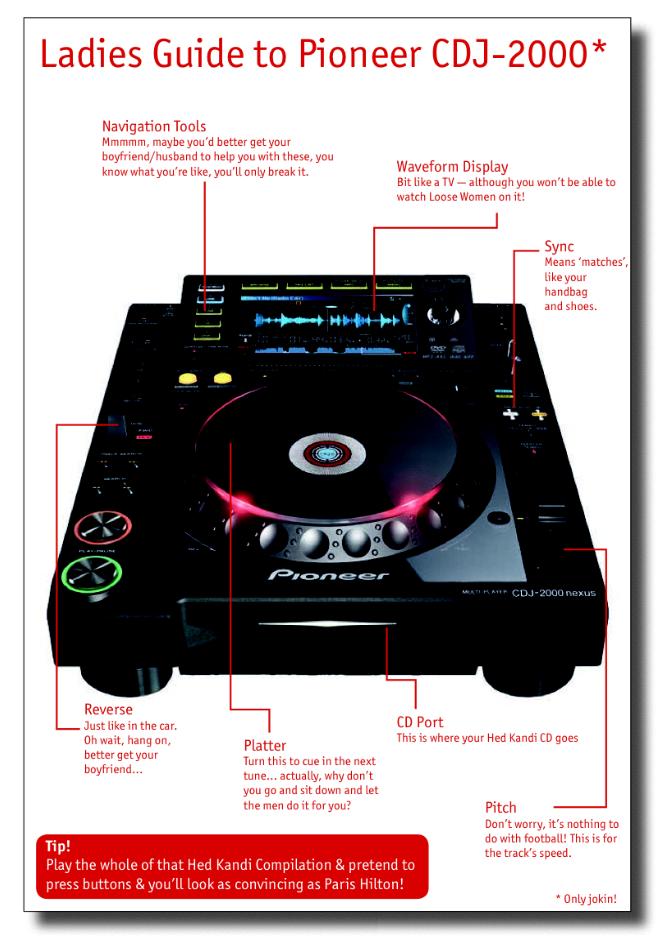 DJ Mag's 'Ladies Guide To Pioneer CDJ-2000' Tips & Tricks