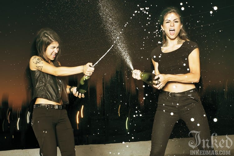 Krewella Set To Become First EDM Act To Perform on National NYE Special