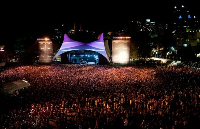 140 Arrests for Drug Possession Reported at Sydney's Field Day