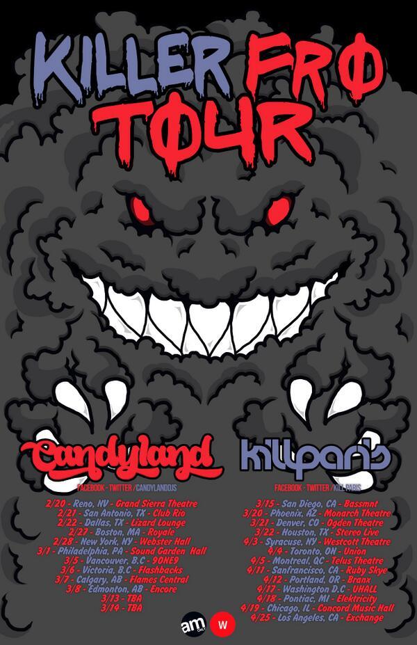 Killer Fro Tour