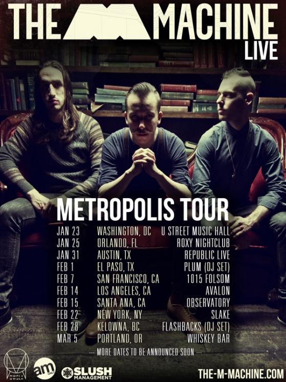 Metropolis Tour